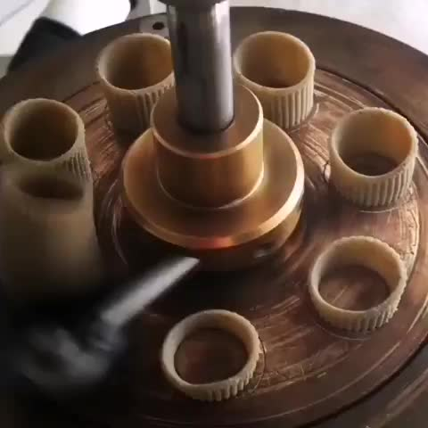 This pasta machine GIFs