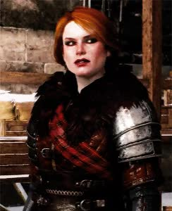 Watch and share Cerys An Craite GIFs and The Witcher 3 GIFs on Gfycat