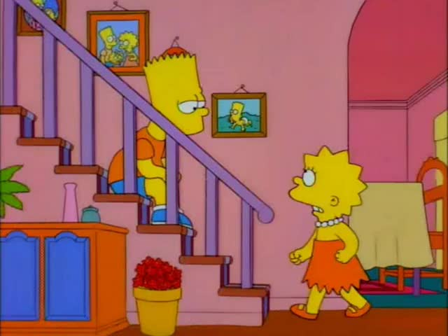 Watch Go to Bread - The Simpsons GIF by domdare on Gfycat. Discover more Comedy, Go to Bread, The Simpsons, babysitter, bart, go to bed, mrant27 GIFs on Gfycat