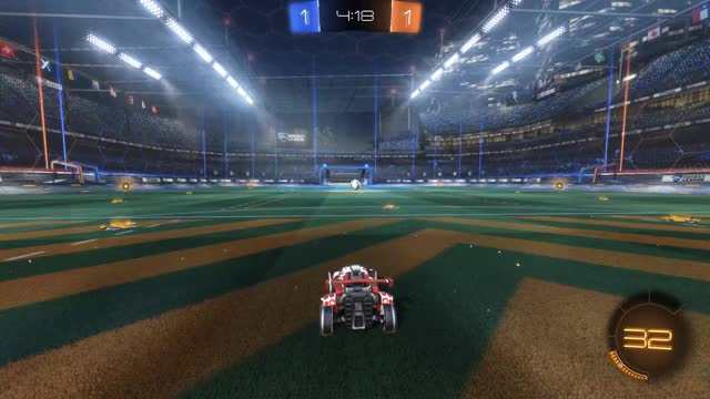 Watch Save 1: 00 GIF by Gif Your Game (@gifyourgame) on Gfycat. Discover more 00, Gif Your Game, GifYourGame, Rocket League, RocketLeague GIFs on Gfycat