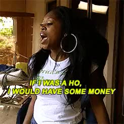 Watch this GIF on Gfycat. Discover more 1k, 2000s, Reality show, bootz, charm school, flavor of love, funny, lol, reality television, vh1 GIFs on Gfycat