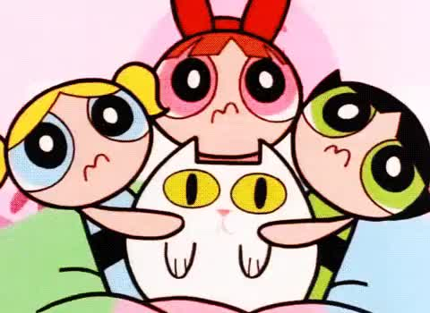 Watch and share Power Puff GIFs on Gfycat