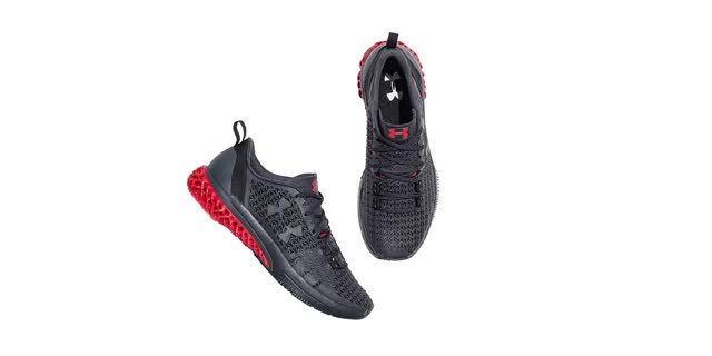 Watch and share Under Armour Uses Generative Design To Make 3D-Printed Shoes GIFs on Gfycat