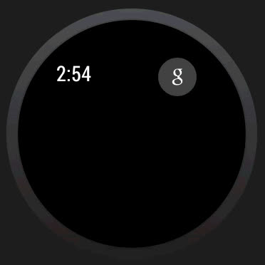 AndroidWear Pocket GIFs