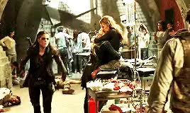 Watch Marie Avgeropoulos as Octavia Blake in The 100s Gag Reel. GIF on Gfycat. Discover more 1k, celebsedit, marie avgeropoulos, mavgeropoulosedit, mine, the 100 cast, the100daily, the100edit GIFs on Gfycat