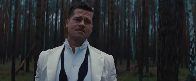 Watch and share Inglourious Basterds GIFs and Brad Pitt GIFs on Gfycat