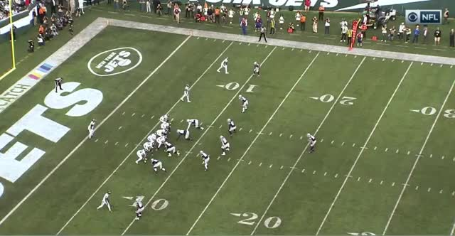 Watch and share DAL NYJ (2019): Darnold 97 To Andersen--Cover 3, Awuzie Beat By Andersen, Heath Pulled To  GIFs by Matt Weston on Gfycat