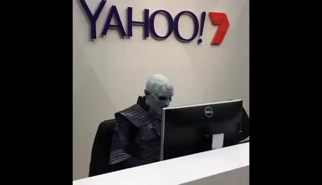Watch this night king GIF on Gfycat. Discover more night king GIFs on Gfycat