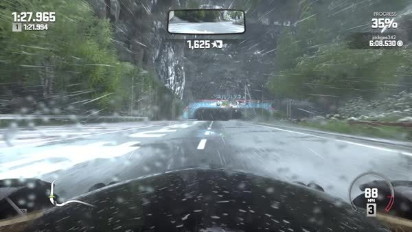 ps4gifs, Driveclub New Japan Track GIFs