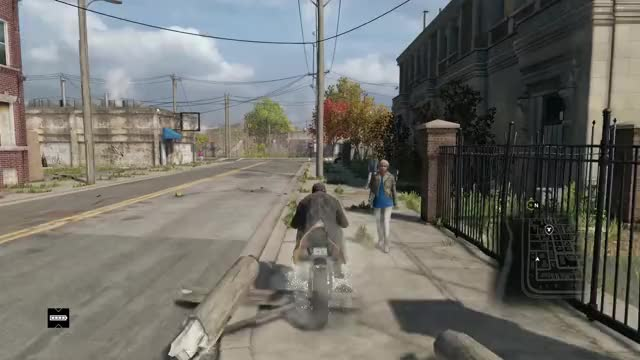 Watch Watch Dogs Telephone Pole Physics GIF by @quantummechanic977 on Gfycat. Discover more GamePhysics, gamephysics GIFs on Gfycat