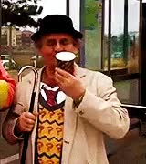 Watch and share Classic Doctor Who GIFs and Sylvester Mccoy GIFs on Gfycat