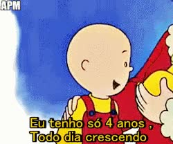 Watch infancia caillou gifs infancia GIF on Gfycat. Discover more related GIFs on Gfycat