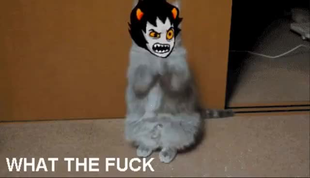 Watch and share Homestuck GIFs and Karkat GIFs on Gfycat