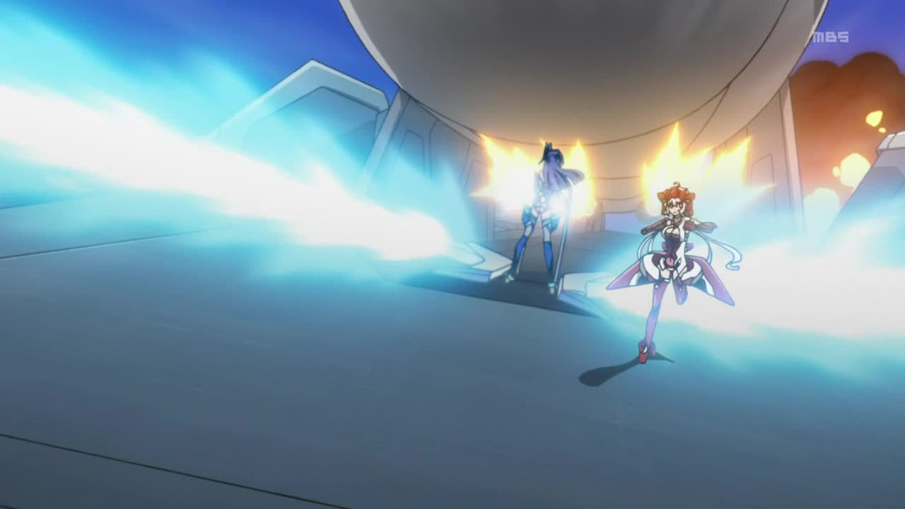 anime, wingsoflight, Senki Zesshou Symphogear (reddit) GIFs