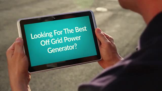 Watch and share Humless-off-grid-power-generator GIFs by Humless Reliable Power Systems on Gfycat