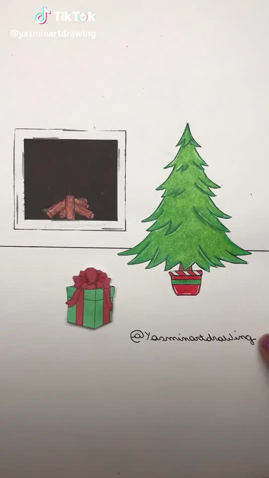 Watch and share Stopmotion GIFs and Christmas GIFs by TikTok on Gfycat