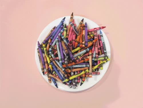 Watch melting-crayons - Shoplet Blog GIF on Gfycat. Discover more related GIFs on Gfycat