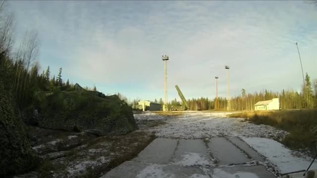 Watch BREAKING: Russian military test fires nuclear capable 'Topol M' missile. GIF on Gfycat. Discover more breakingnews, fadaddssgga, gifs GIFs on Gfycat