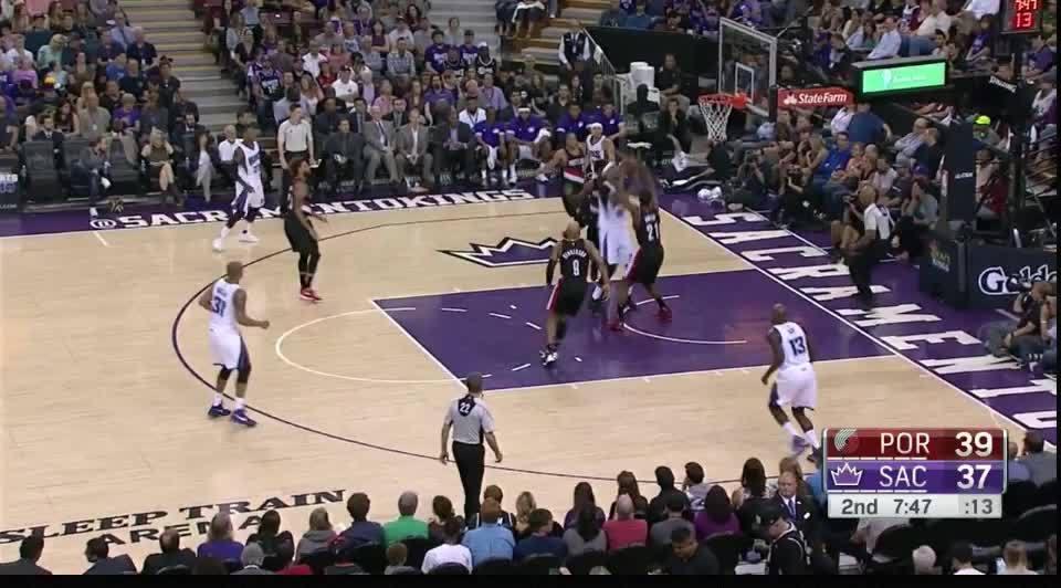 Sacramento Kings Transition D GIFs
