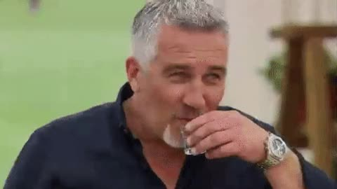 Watch and share Gallery Great British Bake Off Paul Hollywood Booze GIFs on Gfycat