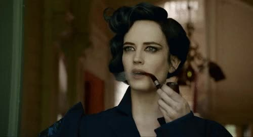 Watch peculiar GIF on Gfycat. Discover more eva green GIFs on Gfycat