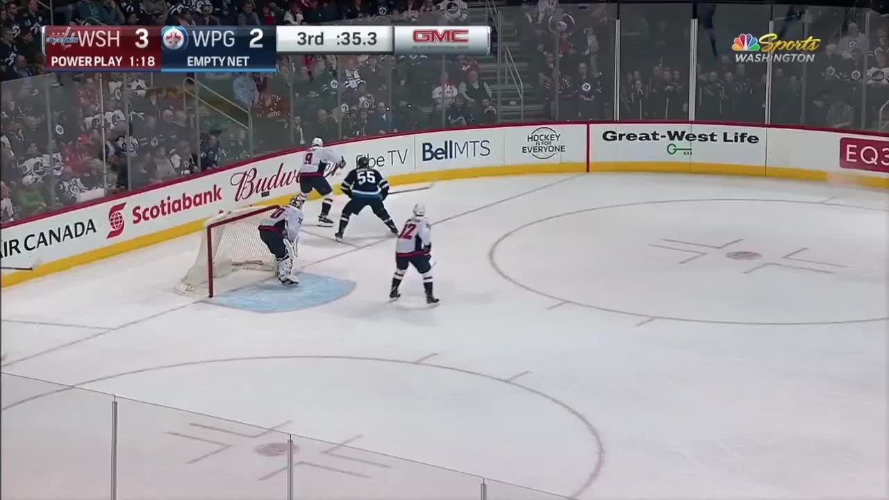 Caps power play turnover GIFs