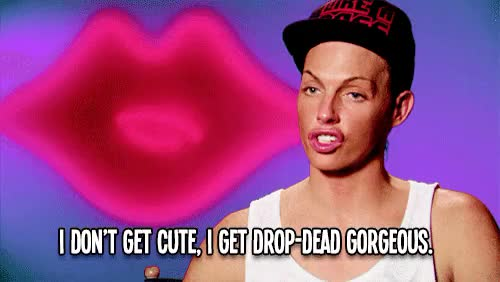 Watch and share Rupaul's Drag Race GIFs and Kennedy Davenport GIFs on Gfycat