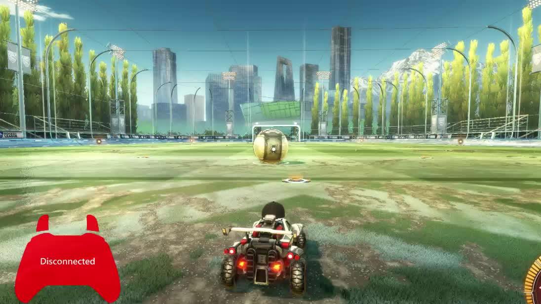 RocketLeagueSchool, rocketleagueschool, Popping the ball up? (reddit) GIFs