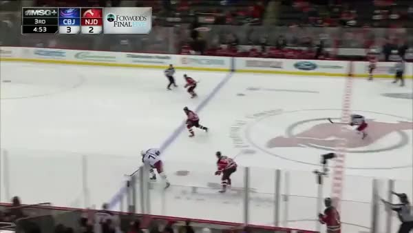 Watch and share Bluejackets GIFs and Hockey GIFs by ryanreal on Gfycat