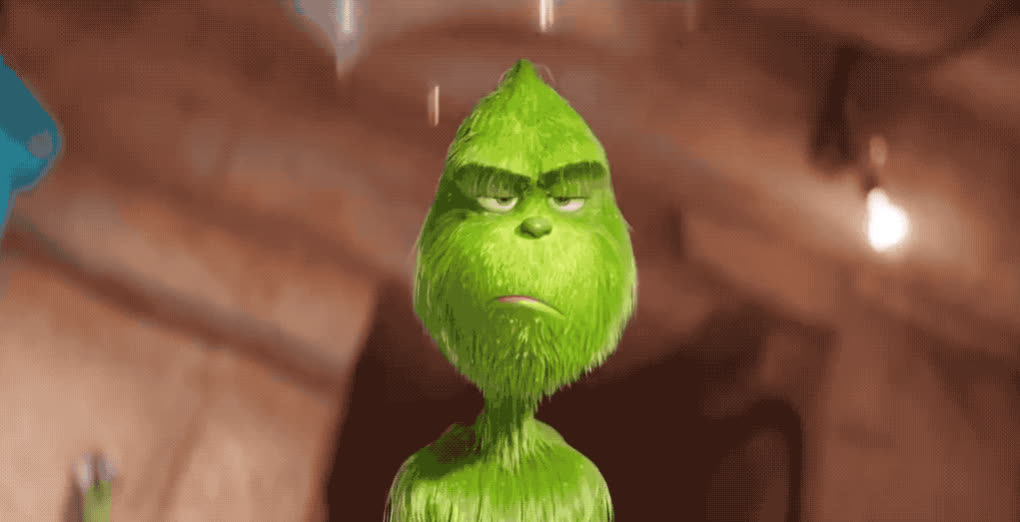 bath, blow, dry, fresh, get, getting, good, good morning, grinch, hair, hairdryer, late, monday, morning, my, ready, shower, sleep, tired, work, Grinch is getting ready GIFs