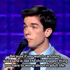 Watch and share John Mulaney GIFs and New In Town GIFs on Gfycat
