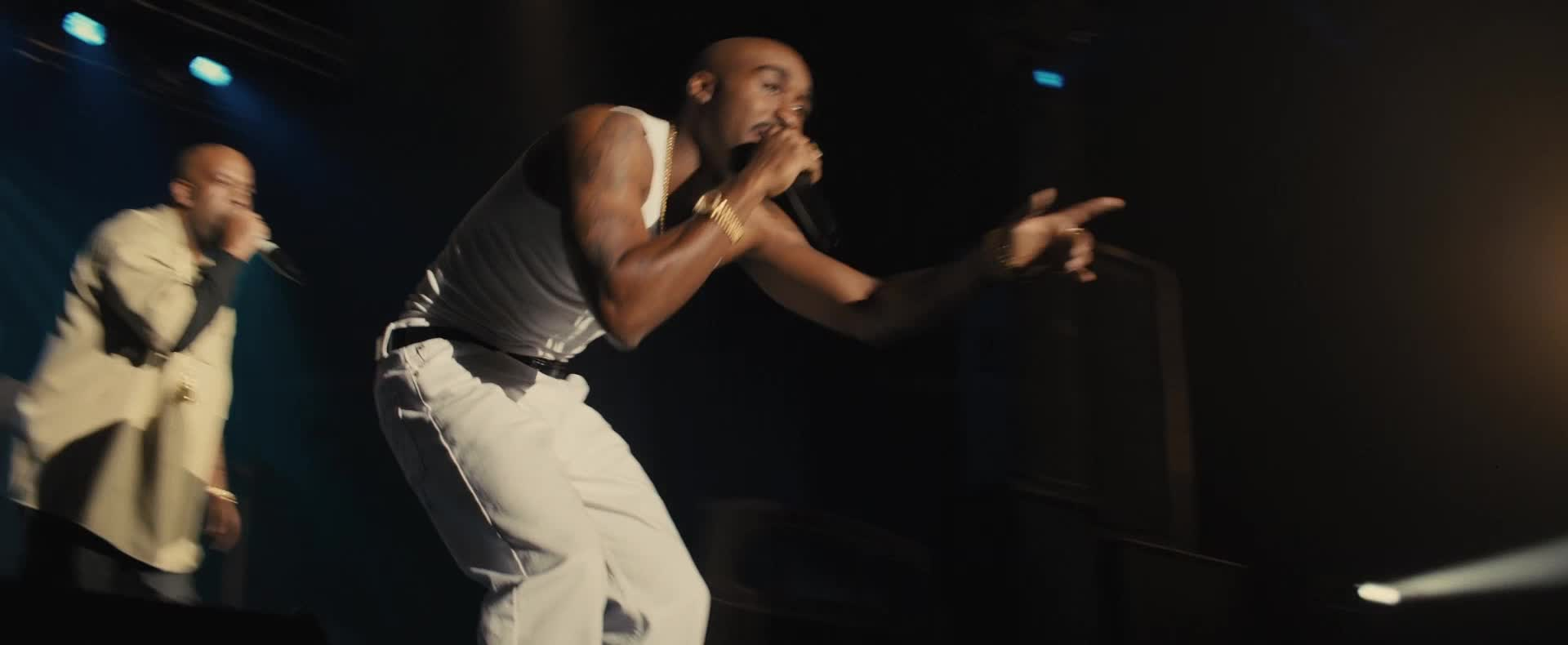 2pac, All Eyez On Me, AllEyezOnMe, Lionsgate, Tupac, all eyez on me, alleyezonme, lionsgate, movie, tupac, stage dancing GIFs