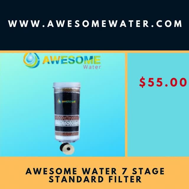 Watch and share Awesome Water Filters GIFs by Awesome Water on Gfycat