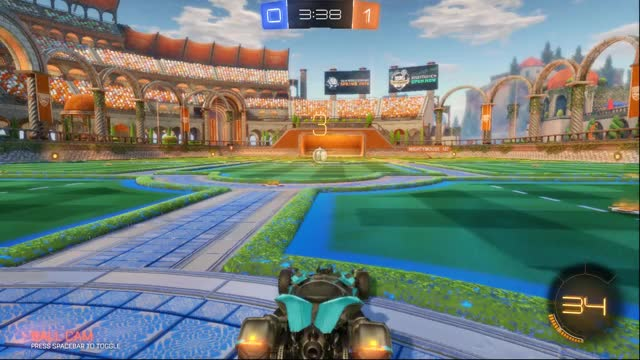 Watch and share Rocket League GIFs and Epicsave GIFs by yellyvonhollerlots on Gfycat