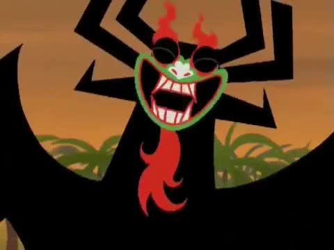 Watch and share Samurai Jack GIFs and Laugh GIFs on Gfycat