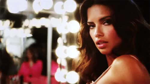 Watch and share Adriana Lima GIFs on Gfycat