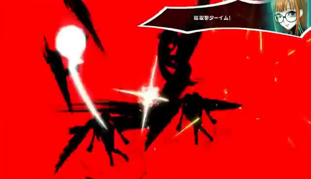 Watch and share Persona 5 All Out Attack Compilation GIFs on Gfycat