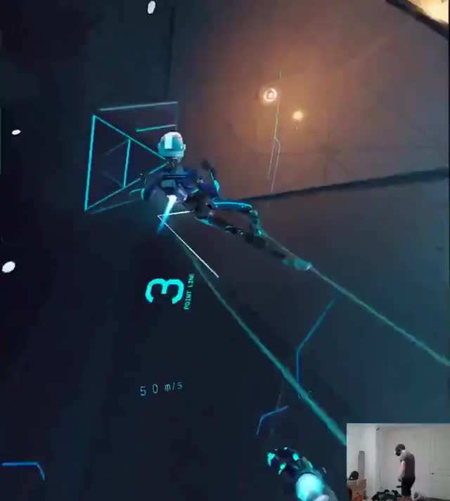 Watch Hijacked! GIF by @lemmingvr on Gfycat. Discover more LemmingVR, Gaming, echo arena, oculus, reality, rift, virtual, vr GIFs on Gfycat