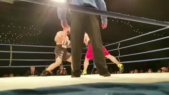 Watch Hague v. Braidwood KO GIF on Gfycat. Discover more boxing GIFs on Gfycat