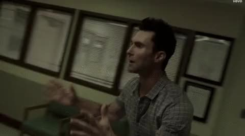 Watch this maroon 5 GIF on Gfycat. Discover more maroon 5, music GIFs on Gfycat