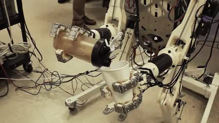 Watch MIT HERMES Robot Pours Coffee GIF by athertonkd on Gfycat. Discover more MIT, robot GIFs on Gfycat