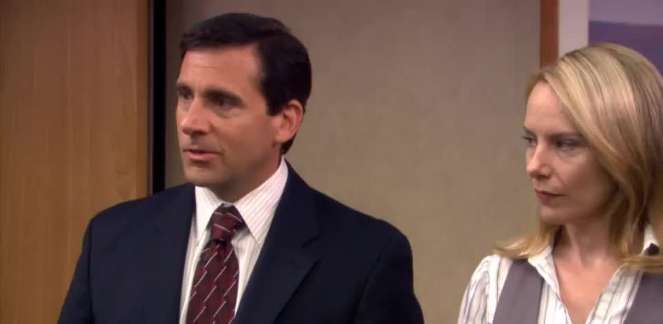 amy ryan, holly flax, michael scott, steve carell, the office, thief of joy, Thief of Joy The Office GIFs