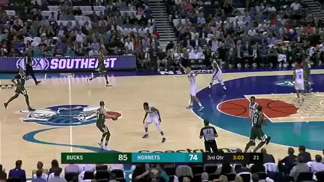 Watch and share Charlotte Hornets GIFs and Milwaukee Bucks GIFs on Gfycat