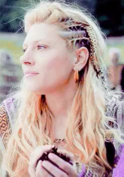 Watch and share Katheryn Winnick GIFs and Vikings Spoilers GIFs on Gfycat