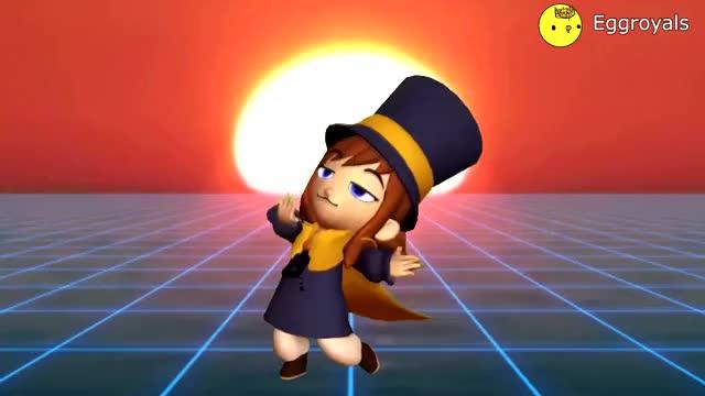 Watch and share Smug Hat Girl GIFs and Smug Dancing GIFs on Gfycat