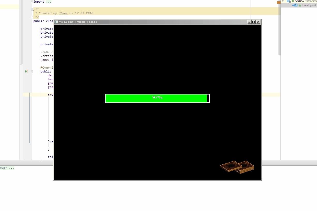 gaming_gifs, houseofcards, yugioh, Yugioh Online [Devbuild 0.14] GIFs