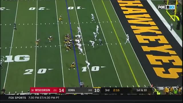Watch FFFF UW D14 Screwing with Connelly redux GIF by Seth Fisher (@mgoseth) on Gfycat. Discover more Arizona Cardinals, football GIFs on Gfycat