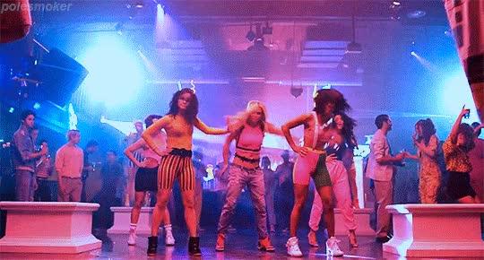 Watch and share Britney+spears,+iggy+azalea+pret GIFs on Gfycat