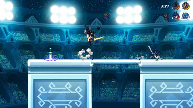 Watch Brawlhalla 2019.02.19 - 01.21.16.02 GIF on Gfycat. Discover more brawlhalla GIFs on Gfycat
