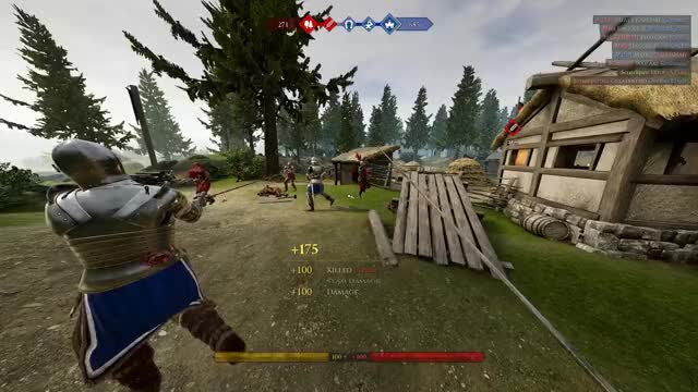 Watch and share Mordhau GIFs by Scratchpaw on Gfycat